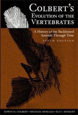 Evolution of the Vertebrates - 5th Edition Book Cover
