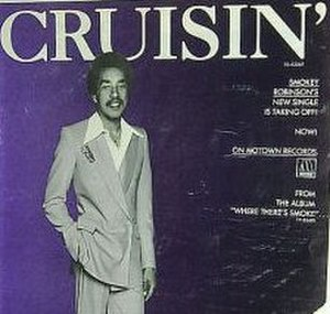 Cruisin' (Smokey Robinson song) - Image: Cruisin' Smokey Robinson
