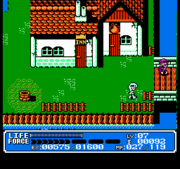 The critically acclaimed Crystalis for the NES.