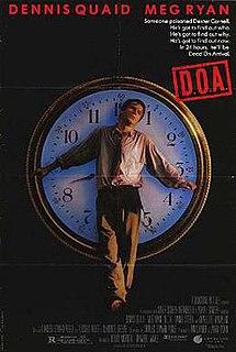 <i>D.O.A.</i> (1988 film) 1988 film by Rocky Morton, Annabel Jankel