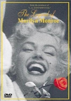 The Legend of Marilyn Monroe - DVD cover