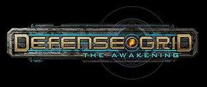 Defense Grid: The Awakening - Image: Defense Grid logo