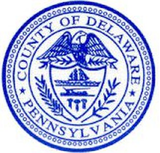 Delaware County, Pennsylvania - Image: Delaware County pa seal