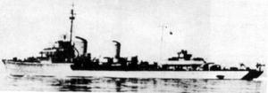Type 1936B destroyer - Image: Destroyer Z36