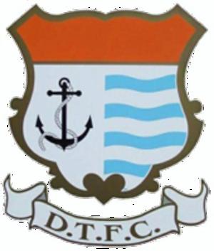 Diss Town F.C. - Image: Diss Town F.C. logo