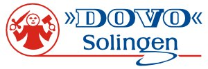 DOVO Solingen - The DOVO Solingen logo.