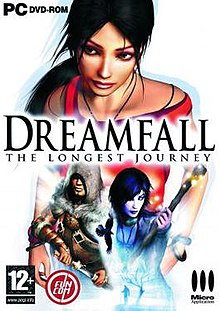 Dreamfall: The Longest Journey - Wikipedia