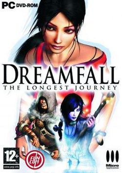 Dreamfall cover
