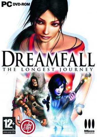 Dreamfall: The Longest Journey - Image: Dreamfall cover
