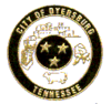 Official seal of Dyersburg, Tennessee