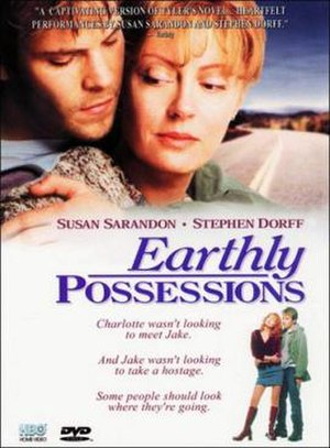 Earthly Possessions (film) - DVD cover