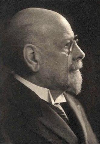 AEG - Founder Emil Rathenau.