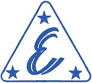 Evansville Triplets - Image: Evansville Triplets Logo 1980