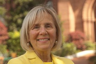 Under Secretary of State for Public Diplomacy and Public Affairs - Image: Evelyn S Lieberman