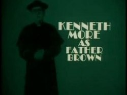 Series titles alongside Kenneth More's depiction