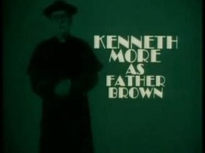 Father Brown (1974 TV series) - Image: Father Brown TV series titlecard