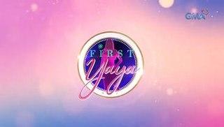<i>First Yaya</i> 2021 Philippine television series