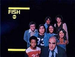 Fish disambiguation wikipedia the free encyclopedia for Barney miller fish