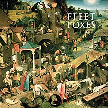Image result for fleet foxes album cover