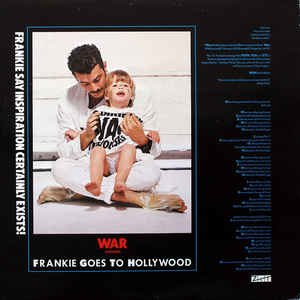 "War (The Temptations song) - Image: Frankie Goes to Hollywood War 12"" Single Cover 1984"