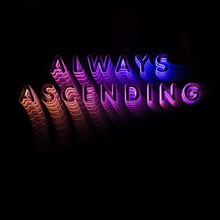 Franz Ferdinand - Always Ascending album cover artpng