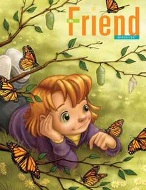 The Friend (LDS magazine) - Image: Friend Magazine