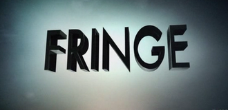 "Fringe (TV series) - The ""Prime Universe"" title card from seasons 1–3."
