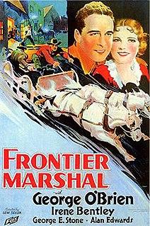 <i>Frontier Marshal</i> (1934 film) 1934 film by Lewis Seiler