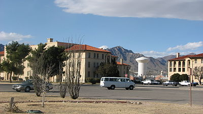 Fort Bliss - Wikipedia