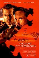 Picture of a movie: The Ghost And The Darkness