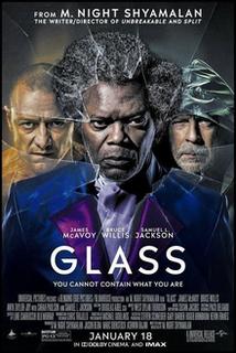 <i>Glass</i> (2019 film) 2019 film by M.Night Shyamalan