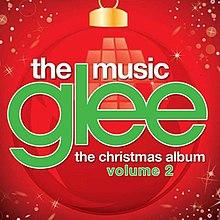 glee the music the christmas album volume 2