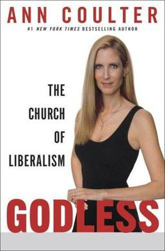 Godless: The Church of Liberalism - Cover