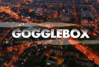 Gogglebox - Image: Gogglebox logo