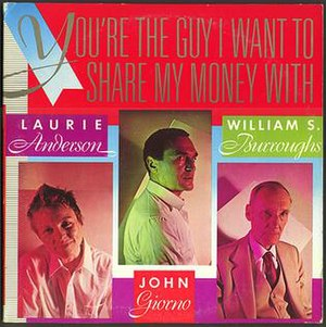 You're the Guy I Want to Share My Money With - Image: Guymoney