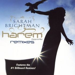 Harem (song) - Image: Harem Remixes Cover