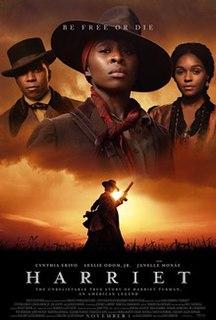 <i>Harriet</i> (film) 2019 U.S. biographical film