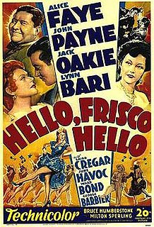 <i>Hello, Frisco, Hello</i>