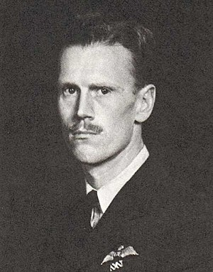 Henry Wallace McLeod - Official RAF photo c. 1942