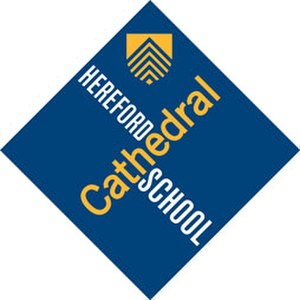 Hereford Cathedral School - Image: Heref Cath Sch Logo