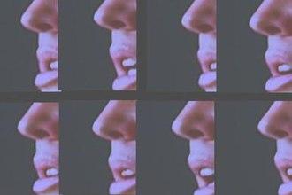 Marsia Alexander-Clarke - Still shot of High Flyin' Bird by Alexander-Clarke, 2002, single-channel video.
