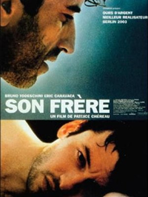 Son frère (film) - Theatrical release poster