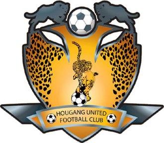 Hougang United FC - Image: Hougang United FC Logo