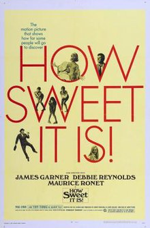 How Sweet It Is! FilmPoster.jpeg
