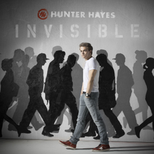 Hunter Hayes - Invisible single.png