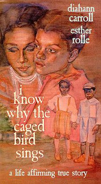 I Know Why the Caged Bird Sings (film) - VHS Cover