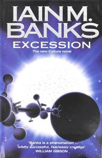 Excession - First edition