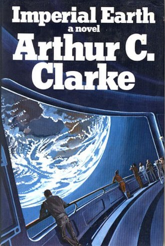 Imperial Earth - Cover of the first edition