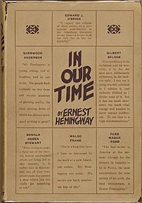 an analysis of the theme of alienation in the big two hearted river by ernest hemingway Start studying short stories - summaries  a theme of the story is alienation,  —ernest hemingway, big two-hearted river.