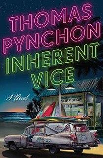 <i>Inherent Vice</i> novel by Thomas Pynchon